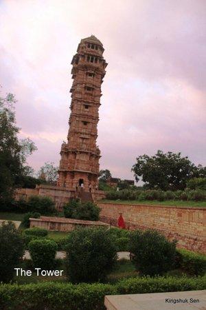 Vijay Stambha: The Tower