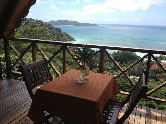 Mango Lodge: Une vue insaisisable sur la mer en hauteur