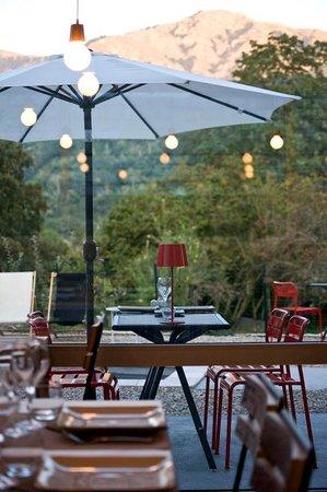 Boutique Hotel Artemisia: Panorama montagne