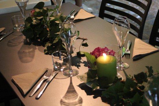 Thabor La Terrasse: La Table