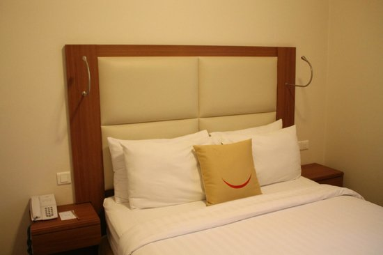 Hotel Misk: Letto