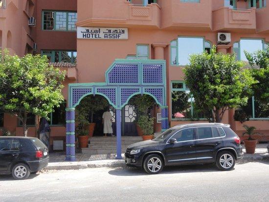 Hotel Assif: Hotel Safi