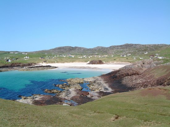 Lochinver, UK: Achmelvich Beach