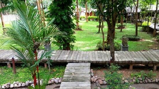 E-Outfitting Resort Doikham: ถ่ายภาพจากระเบียงห้องพักชั้น2