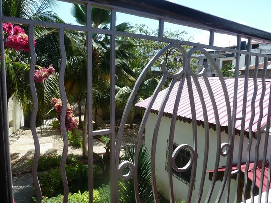 Warere Town House: Room 20 balcony