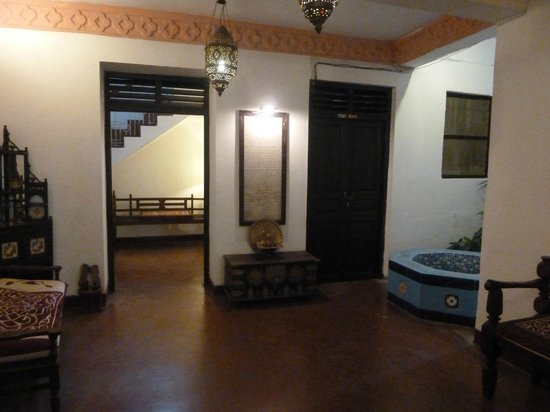 Warere Town House: Lobby