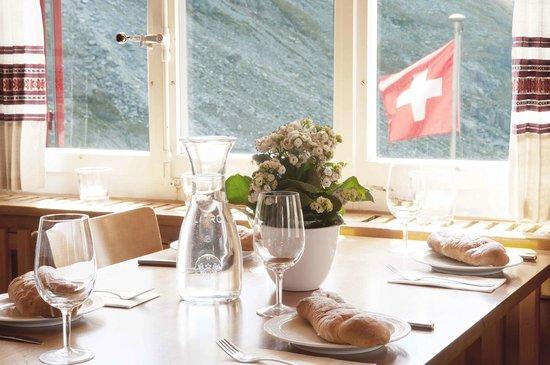 Berghaus Oberaar: Restaurant Oberaar