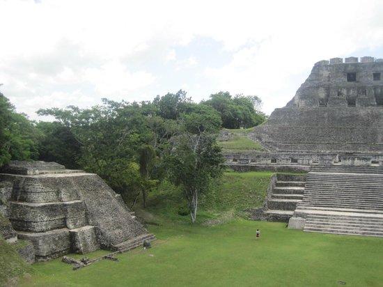 Dream Valley : les ruines mayas