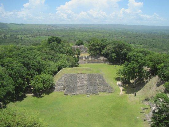 Dream Valley Jungle Lodge : les ruines mayas