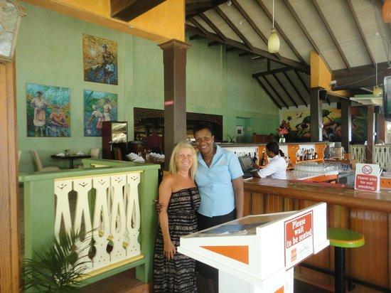 Coco Palm Resort: Patricia