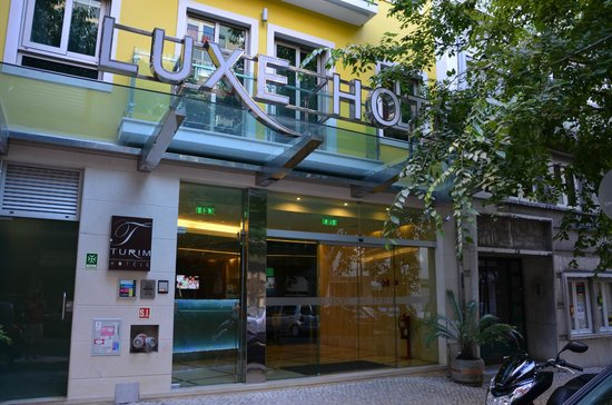 Luxe Hotel by Turim Hoteis : Hotel