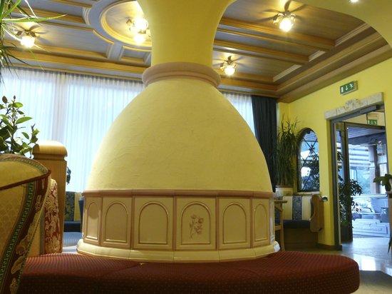 Hotel Pareda: la saletta