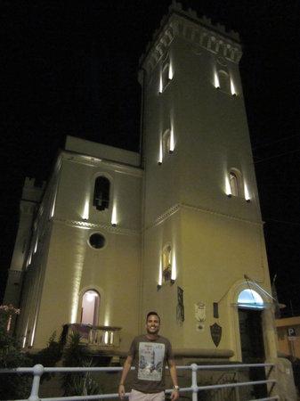 Hotel Castello Miramare: di notte!