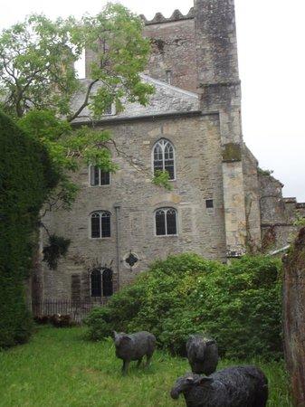 Buckland Abbey: Quiet corners