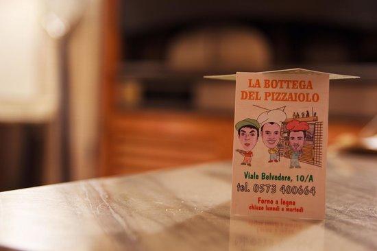 La Bottega Del Pizzaiolo
