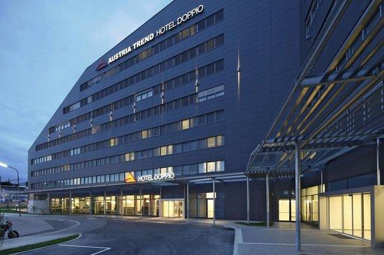 Austria Trend Hotel Doppio Wien: Esterno