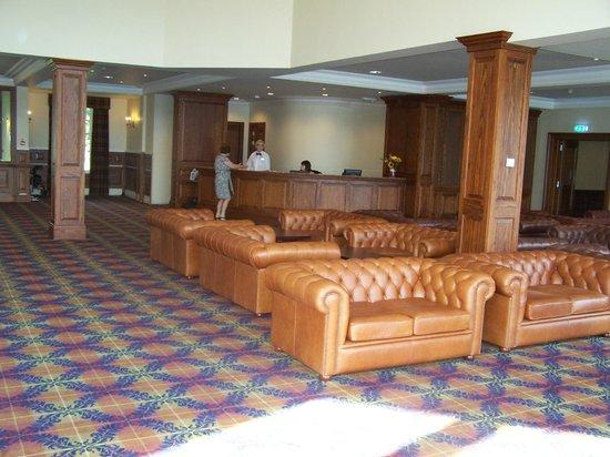 Ardgartan Hotel: Reception Ardgarten Hotel