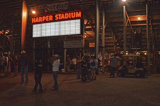 Harper Stadium Picture Of Harper Stadium Fort Smith