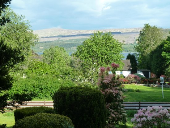 Breagha Lodge : View from Lounge