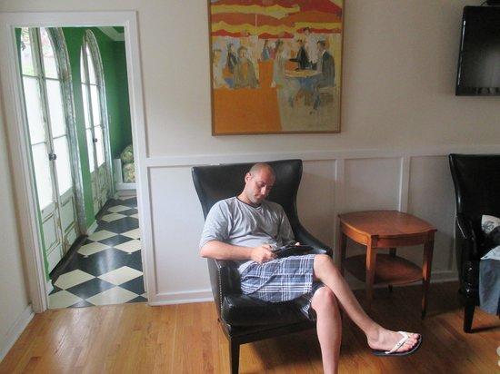 Villa Delle Stelle : zona relax