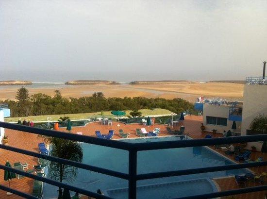 Hotel Beach View : Chambre 2