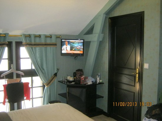 Hotel Saint-Pierre: Bedroom