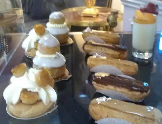 Hotel De Paris: Supers Gateaux...