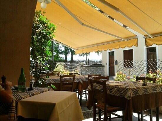 Osteria Alba Chiara: panoramica