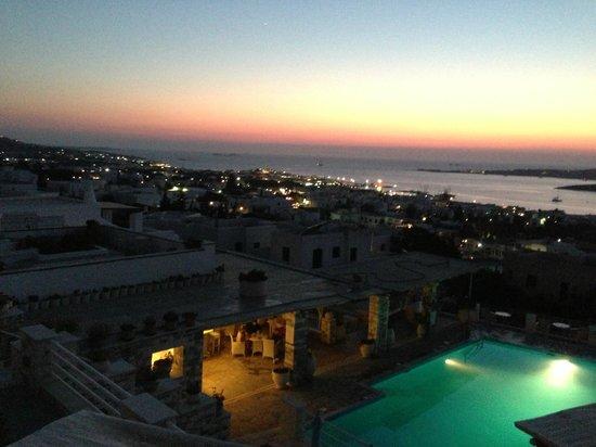 Sunset View: Panorama