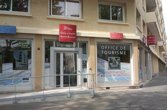 Office de Tourisme de Boulogne-Billancourt