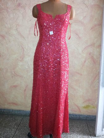 Red Cocktail Party Dress Picture Of Runway Fashion India Custom