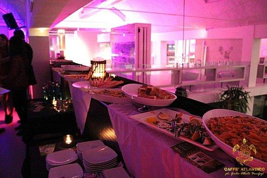 Caffe' Atlantico : buffet Atlantico in privè