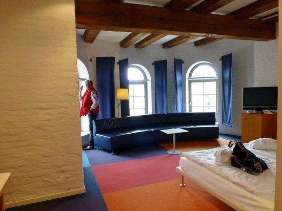 arcona Hotel am Havelufer: Persius-Suite