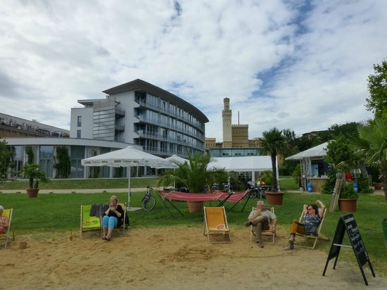 arcona Hotel am Havelufer: Havelstrand