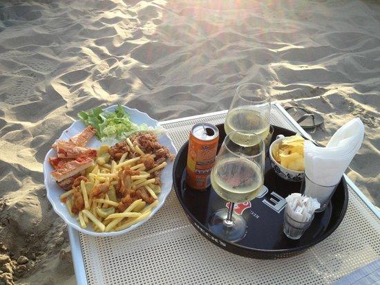 Mi.Ma. Beach 272: Aperitivo al tramonto sulla spiaggia