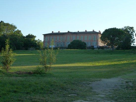 Chateau et Labyrinthe de Merville : Château de Merville