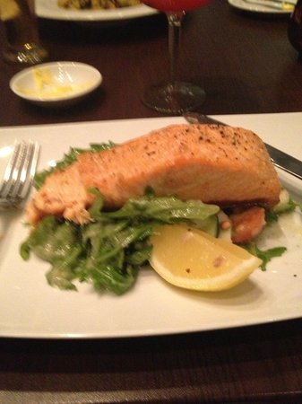 Radisson Blu Plaza Hotel Sydney : Best cooked salmon!