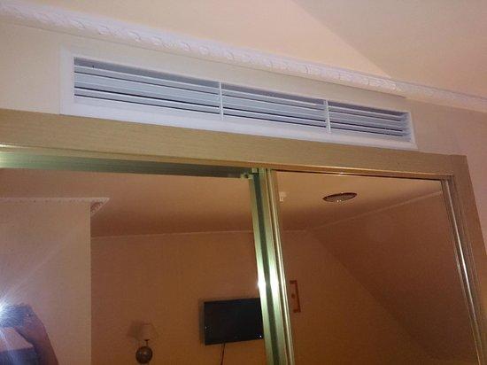 Hotel Don Luis: aire acondicionado