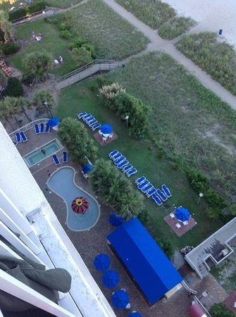 Camelot By The Sea, Oceana Resorts: vue d une partie des installation