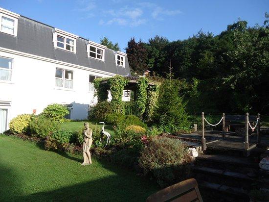 Belvedere Lodge : la facciata dell'albergo
