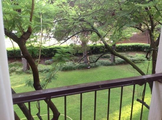 Villa Maria Hotel & SPA: vista dalla camera