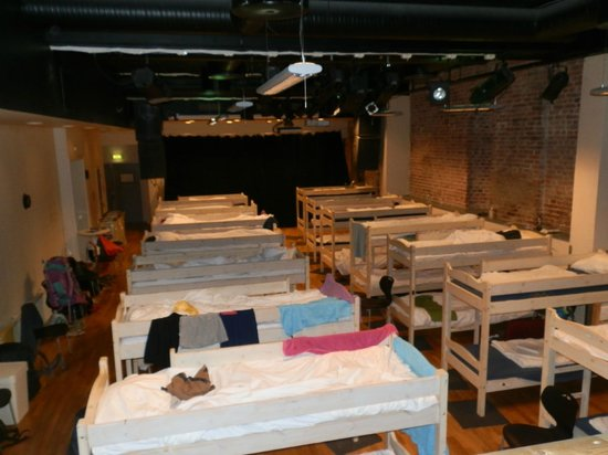 Bergen YMCA Hostel: 30 beds dorm