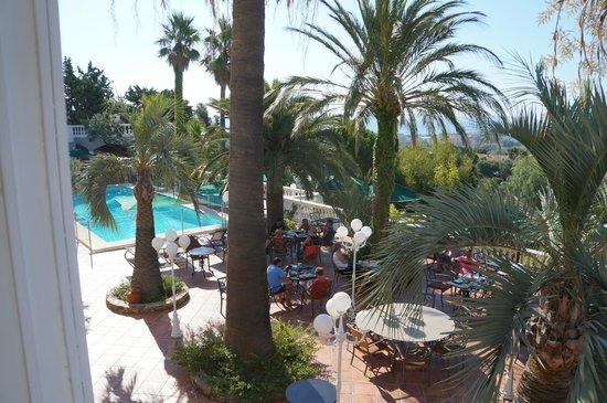 Le Domaine du Mirage : Room view