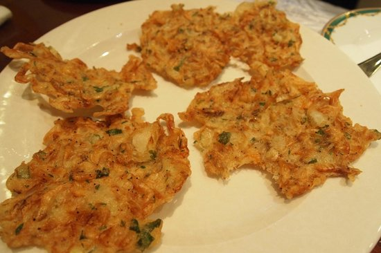 Tortilla de camarones fotograf a de restaurante el faro - Restaurante el faro madrid ...