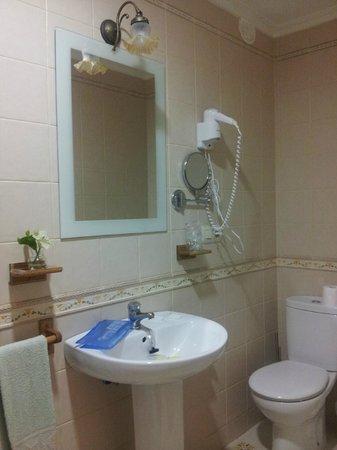 Casa Brais: baño