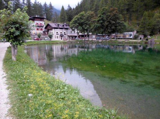 Albergo Lago Laux: L'albergo