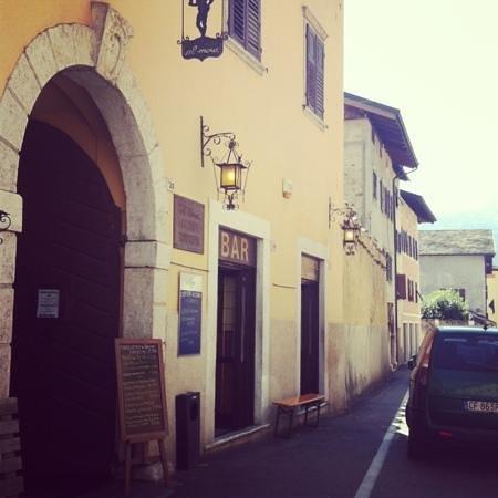 Pergine Valsugana, Italy: entrata