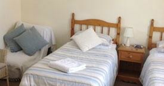 Pear Tree Cottage Bed and Breakfast: the twin room