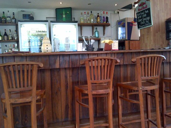 Bardays Inn: The Bar