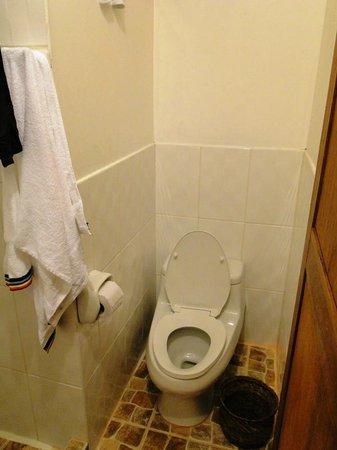 El Mistico  Machupicchu: Banheiro